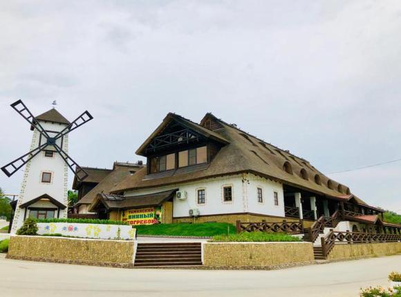 Отель Диканька, Тамань