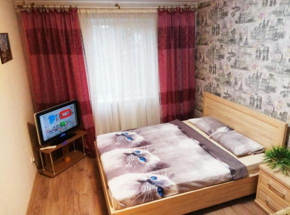 Apartment on Zavenyagina 4/2, Магнитогорск