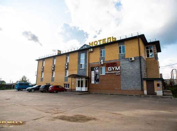 Motel Dobrynya, Павлово
