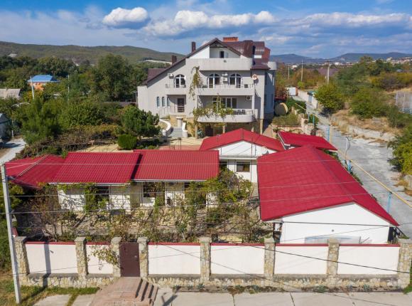 Гостевой дом Домик у моря, Южная Озереевка