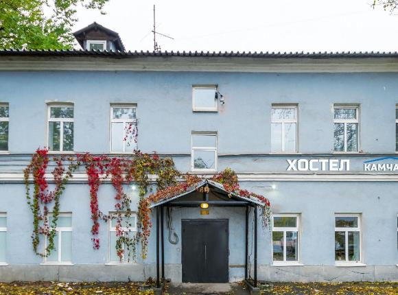 Хостел Камчатка, Санкт-Петербург