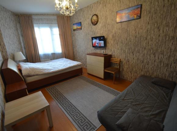 Apartment on Dzerzhinskogo 45, Апатиты