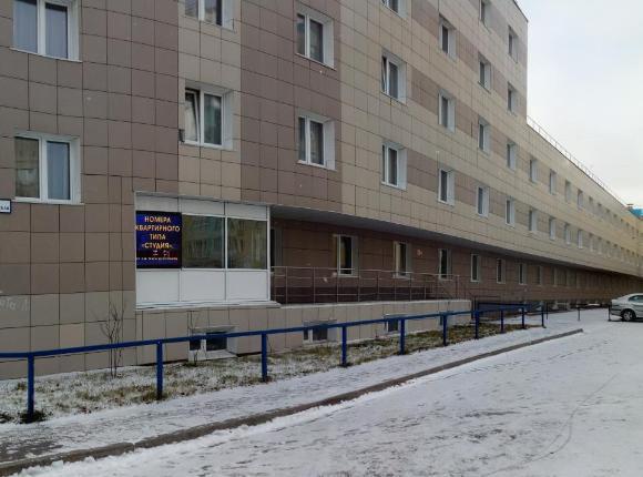 Гостиница СибПромСтрой, Сургут