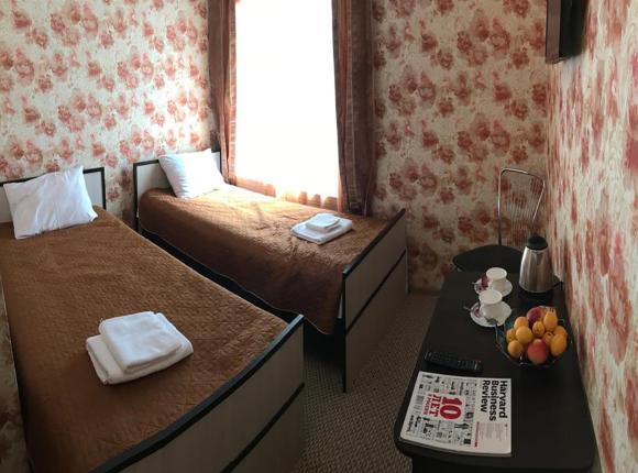 Отель Аляска, Ханты-Мансийск