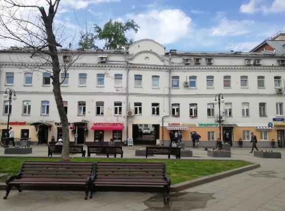Hostel on Pyatnitskiy pereulok 8, Москва