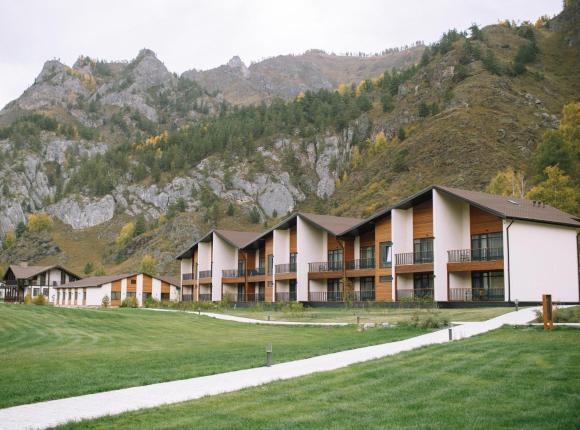 База отдыха KLEVER resort, Чемал