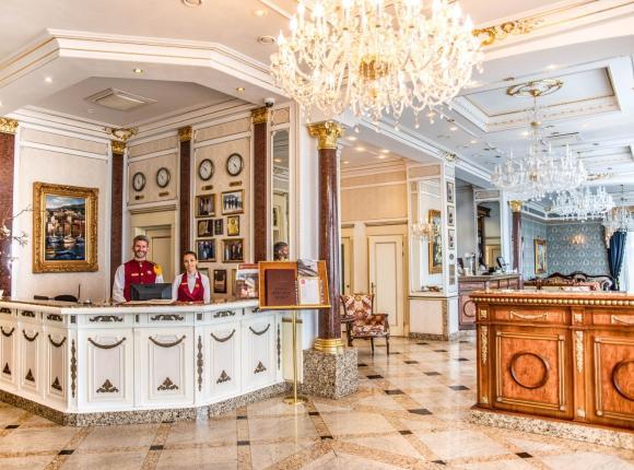 Отель Grand Palace, Светлогорск
