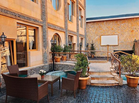 Отель Bayil, Баку