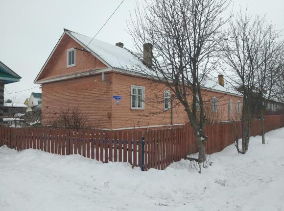 Семейный отель Дом Пагнуевых, Каргополь