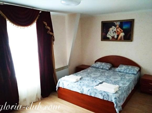 Отель Глория Парк, Москва