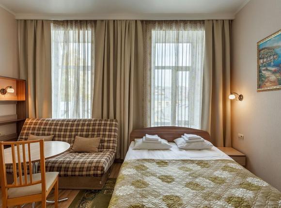 Мегаполис отель, Москва