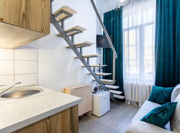 Апартаменты Лофт Постовая, Краснодар
