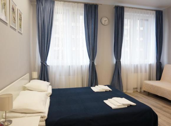 Apartment on Smolnaya 44/1, Москва