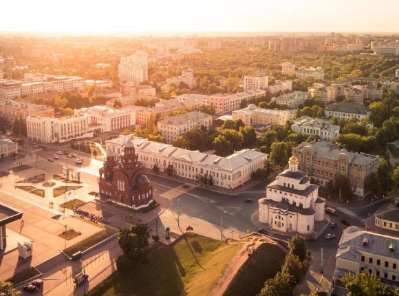 Отель Заря, Владимир