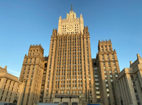 Апартаменты на Смоленской Площади, Москва