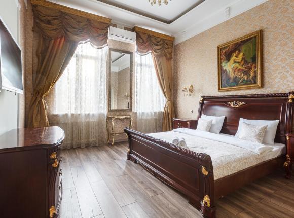 PrimeHost Emperor Apt on B Sukharevskaya, Москва
