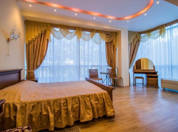 Отель Москва, Геленджик
