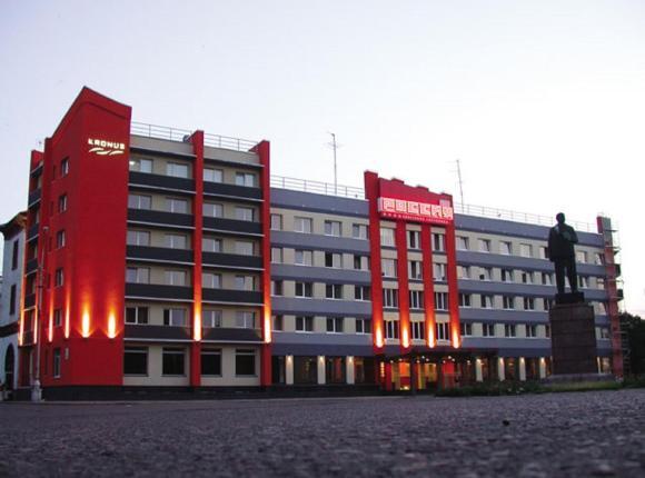 Отель Россия, Советск