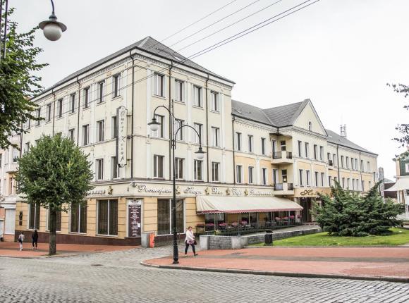 Отель Кочар, Черняховск
