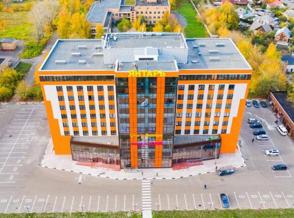 Апарт-отель Янтарь, Электросталь