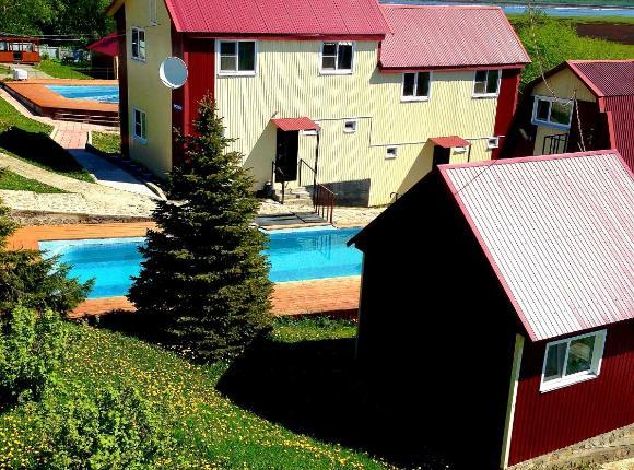 База отдыха Лотос, Паратунка