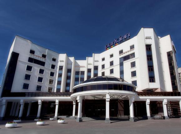 Отель Park Inn by Radisson Екатеринбург