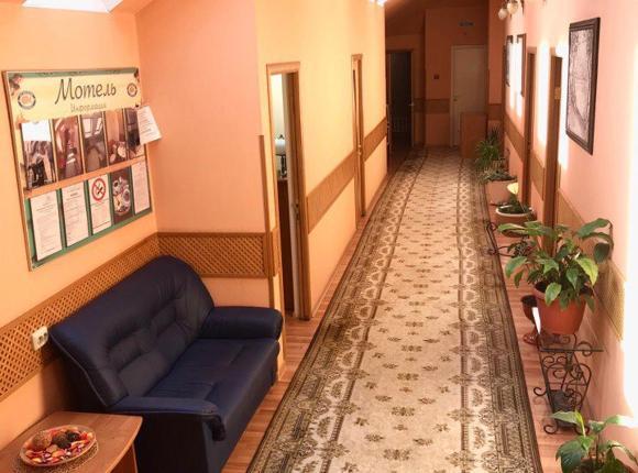 Мотель Старая Купавна