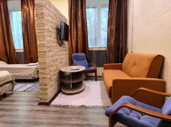 Отель Усть-Луга, Котлы
