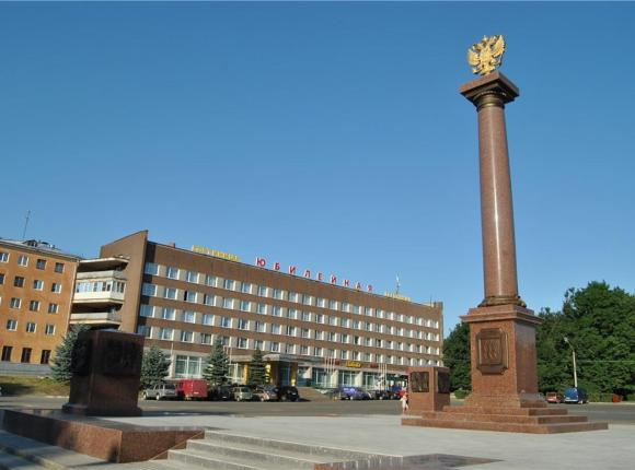 Отель Юбилейная, Великие Луки