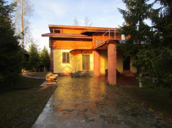 Коттедж В Зеленой Роще, Кубинка, Московская область