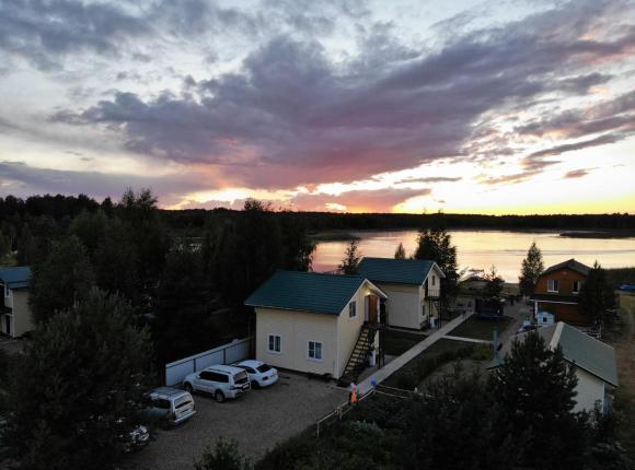 Гостевой дом У Озера, Нижние Котицы