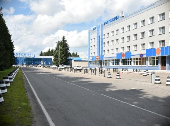 Гостиница Аэропорт, Барнаул