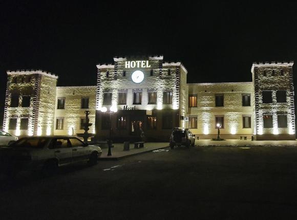 Отель Лазурное, Суровикино