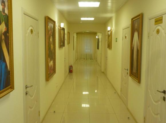 Отель Монастырская изба, Саранск