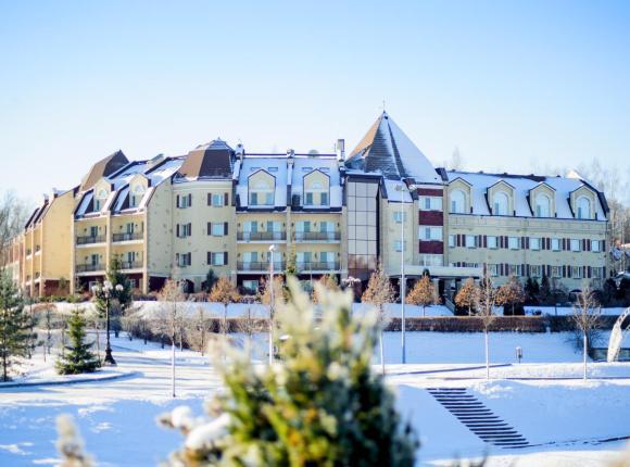 Курортный отель Грумант, Ясная Поляна