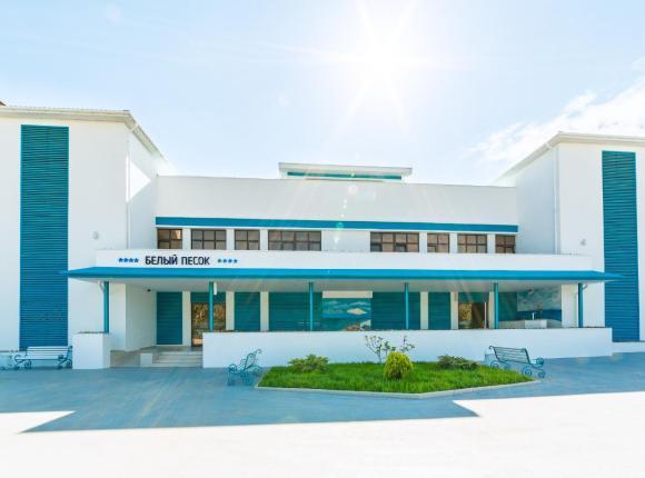 Отель Белый Песок, Джемете