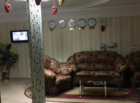Kaskad Inn, Хадыженск