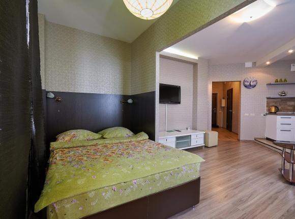 Апартаменты Очаг, Магнитогорск