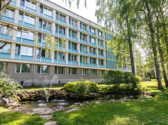 Гостиница Дубна корпус 1