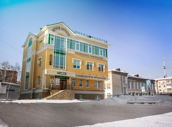 Bukva Hostel, Тобольск
