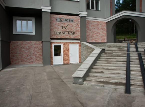Отель Ельцовский, Новосибирск