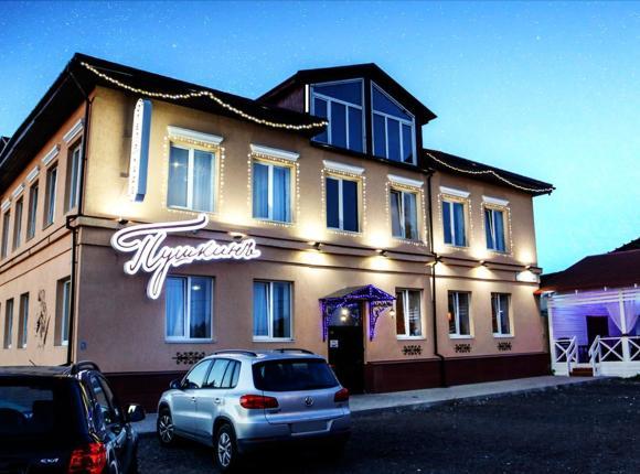 Отель Пушкинъ, Псков