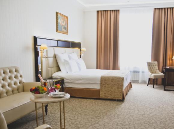 Отель 7 Avenue Hotel and SPA, Самара