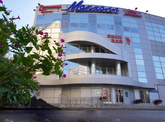 Отель Макхолл, Самара