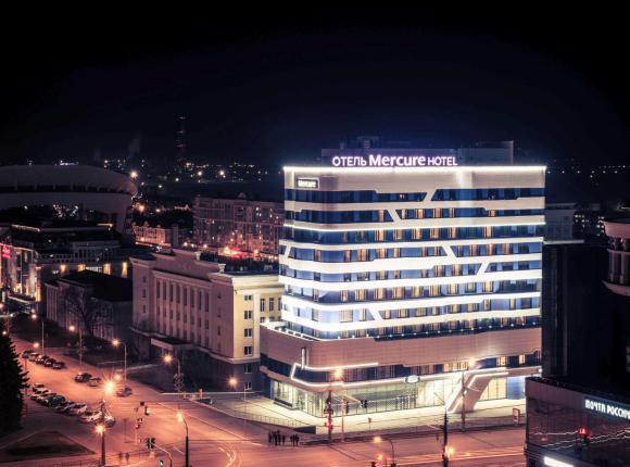 Отель Mercure Saransk Center, Саранск
