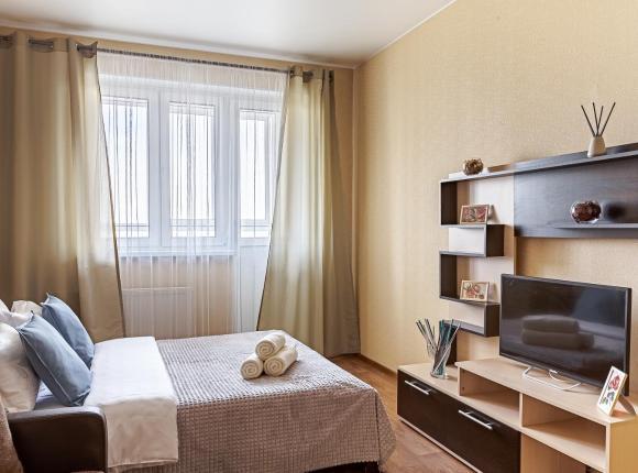 2х комнатные апартаменты бизнес-класса м. Янгеля, Москва