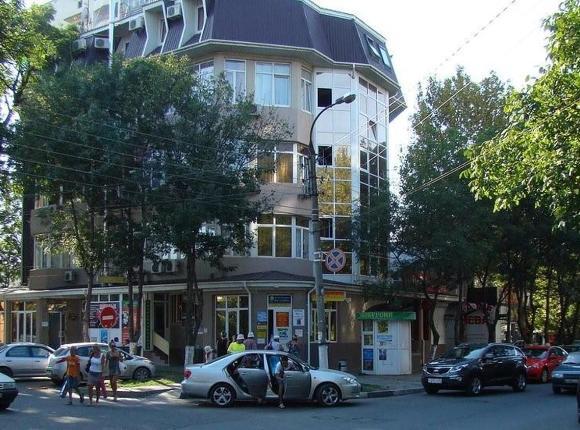 Отель Нева, Анапа