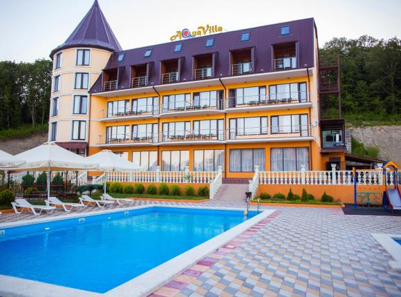 Отель Aqua Villa, Лермонтово