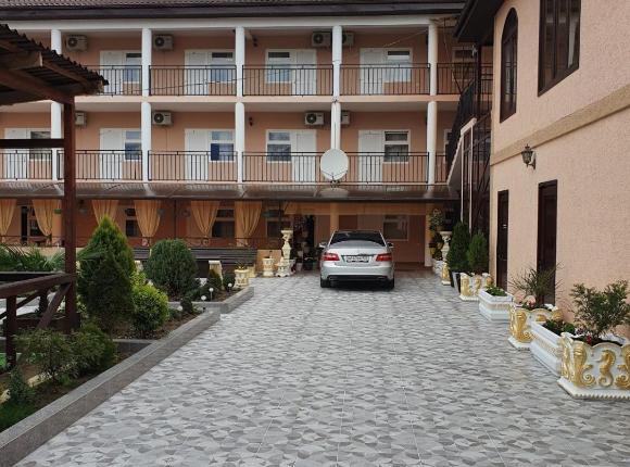 Гостевой дом Бирюза, Детляжка