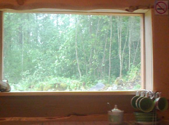 Дом для отпуска Домик в лесу, Мунозеро